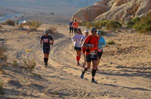 2014 Petra Desert Marathon